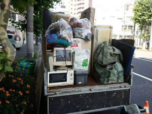 トラックパックサービス まとめて回収